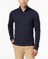 Tommy Hilfiger Men's Renzo Mock-Collar Sweater