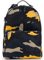 Valentino Rockstud camouflage backpack