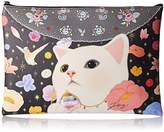 Jetoy Choo Choo Cats Candy Clutch