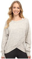 Hard Tail Easy Cross-Under Sweatshirt