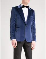 Paul Smith Soho-fit Velvet Jacket
