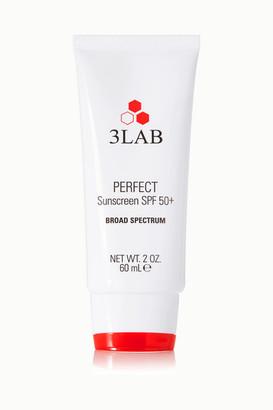 3lab Perfect Sunscreen Broad Spectrum Spf50, 60ml
