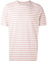 Oliver Spencer Conduit Stripe T-shirt - men - Cotton - S