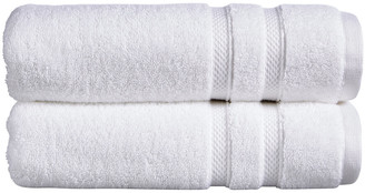 Christy Chroma Towel - White - Bath Towel