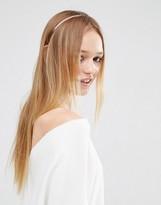 Asos Rose Gold Skinny Headband