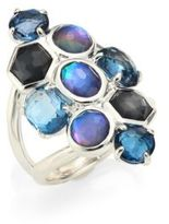 Ippolita Rock Candyé Eclipse Mixed Stone & Sterling Silver Ring