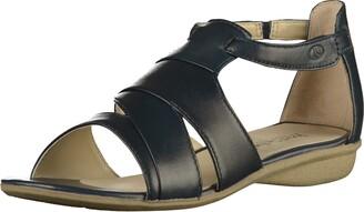 Josef Seibel Women Sandals Fabia 03 Ladies Strappy Sandals Summer Shoes Summer Sandal Comfortable Flat