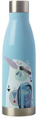 Maxwell & Williams Pete Cromer Double Wall Drink Bottle 500ml Kookaburra