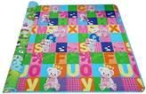 Baby Crawling Play Mat for Floor Foam Blanket Rug for Kid Toddler Carpet Playmat Indoor /Outdoor 2x1.8m-[US STOCK] (Type-1)