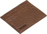 Oxford Troy Leather Cardholder Brn X