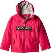Napapijri Girl's Jacket - Pink -