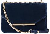 LK Bennett L.K.Bennett Karla Shoulder Bag, Powder Blue
