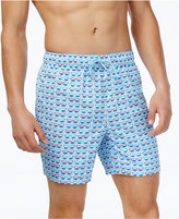 Original Penguin Men's Reversible Swim Trunks