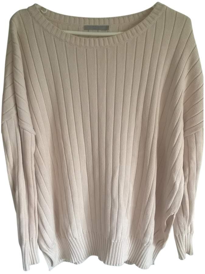 Cos Beige Cotton Knitwear for Women