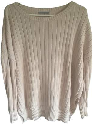 Cos \N Beige Cotton Knitwear for Women