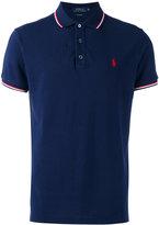 Polo Ralph Lauren embroidered logo polo shirt - men - Cotton - XL