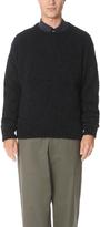 E. Tautz Plain Crew Neck Sweater