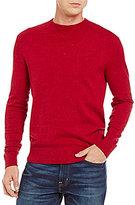 Daniel Cremieux Cotton Cashmere Long-Sleeve Crewneck Sweater