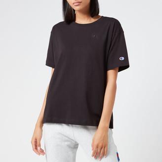 Champion Women's Oversized Crew Neck T-Shirt