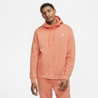 Nike Men's Full-Zip Hoodie Sportswear Club Fleece