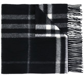 Burberry House Check scarf - women - Polyester/Cashmere/Metallic Fibre - One Size