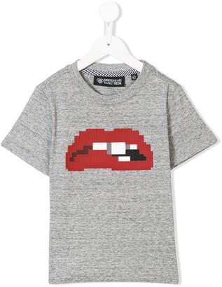 Mostly Heard Rarely Seen 8-Bit graphic-print crew neck T-shirt
