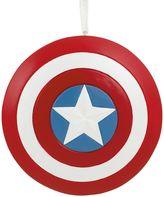 Hallmark Marvel Captain America Shield Christmas Ornament by