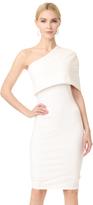 Michelle Mason Asymmetric Cocoon Dress