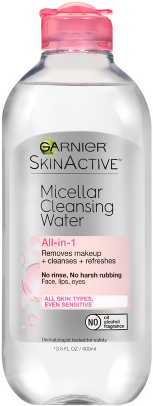 Garnier SkinActive Micellar Cleansing Water All-in-1 Cleanser and Makeup Remover