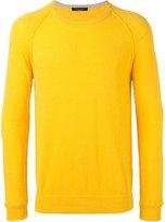 Roberto Collina knitted top - men - Cotton/Polyamide - 50