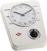 Wesco Classic Line Kitchen Clock - White by