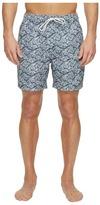 Nautica Leaves Print Trunk Men's Swimwear
