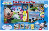 Disney Disney's Mickey Mouse Clubhouse Read, Find & Play 3-Book Set