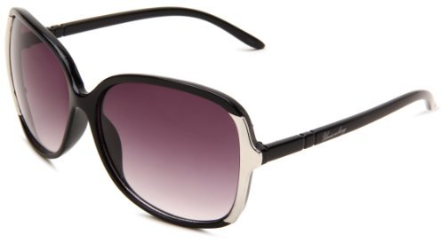 UNIONBAY Oversized Oval Sunglasses