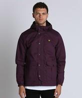 Lyle & Scott Microfleeced Lined Jacket