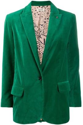 Zadig & Voltaire Zadig&Voltaire Viva textured blazer