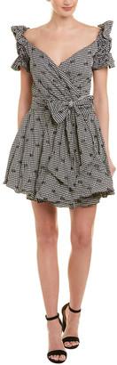 Jonathan Simkhai Off-The-Shoulder Dress