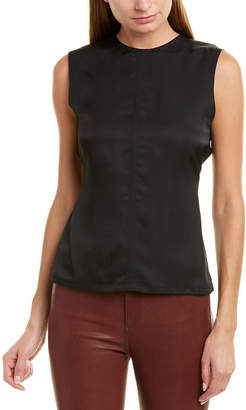 Helmut Lang Smooth Open Back Top