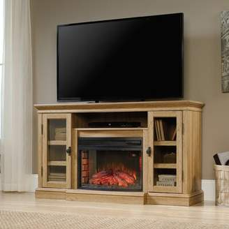 """Alcott Hill Brie TV Stand for TVs up to 60"""" with Electric Fireplace Alcott Hill"""