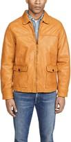 Alex Mill Leather Work Jacket