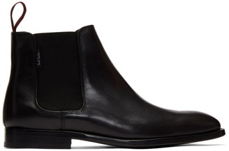 Paul Smith Black Gerard Chelsea Boots