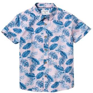 Sovereign Code Darius Banana Leaves Shirt (Big Boys)