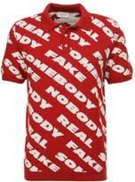 Wood Wood Scott Polo Shirt Red Nosome