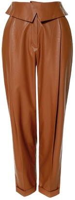 Aggi Xenia Raw Umber Pants