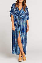 Show Me Your Mumu Get Twisted Maxi-Dress