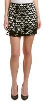 Bailey 44 Bailey44 Burnout Silk-blend Skirt.