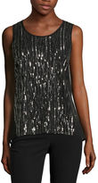 WORTHINGTON Worthington Sequin Tank
