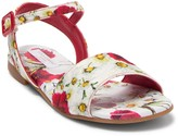 Dolce & Gabbana Floral Sandal (Toddler, Little Kid, & Big Kid)