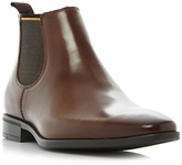 Dune Martime Leather Chelsea Boots, Tan