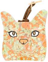 Loewe cat keychain